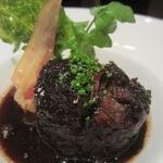 ビストロ カトリ - ・「和牛ホホ肉の赤ワイン煮(\2100)」