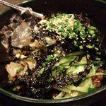 やみつきRED - 韓国梅冷麺 980円