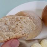 31051824 - 自家製全粒粉のパン。