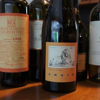 イタリアワインのラインナップも豊富にご用意しております