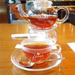 ジャンナッツ - 苺とパッションフルーツのお茶。