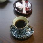 ふぢ井うなぎ - コーヒー