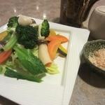 ほむら家 - ・「健康温野菜サラダ」