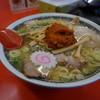 akayura-menryuushanhai - 料理写真:からみそチャーシューメン(大盛)