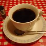 タニマ - セットのコーヒー