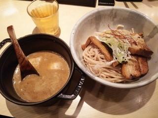 麺や高倉二条 - チャーシューつけめん(1.5玉)