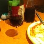 31058399 - 赤ワインのマグナムボトル