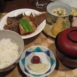 Kokochimonaka - 和食ランチ