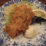 蘭丸亭 - 牡蠣フライ