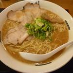 ラーメン横綱 - 2014/09/29 ラーメン(大)