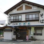 伊藤屋 - 駐車場は店頭に10台ほどあります