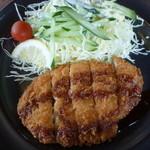 伊藤屋 - ランチのおかずはささみチーズカツ