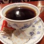 鹿鳴舘 - ドリンク写真:コーヒー