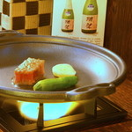 旬魚菜 正や - 仙台黒毛和牛ヘレ鉄板焼