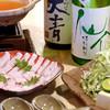 北浜あなごや 日本酒と酒肴 - 料理写真:あなご家特製スープで召し上がって頂く「穴子しゃぶ」