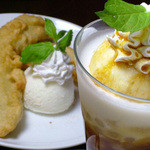 インドネシア料理スラバヤ - インドネシアンスィーツで食後もゆったりと!