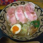 ラーメン こぶ志 - 塩系・特選こぶ志ラーメン(850円)