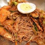 韓国家庭料理 扶餘 - ビビン冷麺