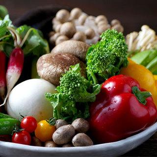 【市場直送】新鮮な野菜