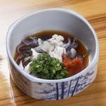 魚平 - てっぴ湯引き