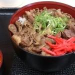 う丼屋 - 牛丼