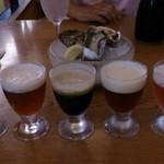 31072711 - 5種飲み比べ高原ビール