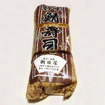 31073539 - 鯖の棒寿司(テイクアウト)小で2000円+税【2014.9】