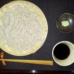 平尾台蕎麦処 えん - ざる