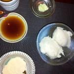 平尾台蕎麦処 えん - がき