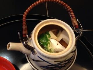 HANA吉兆 - 2014年9月秋は松茸ですね(*゚▽゚)ノ