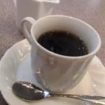 味喰藩 - セットのコーヒー