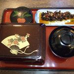 3108559 - うなぎ定食+肝焼き