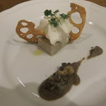 porutofa-ro - 食前の小さなひと皿