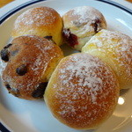 Boulangerie Chez FaFa - 5色パン(260円)