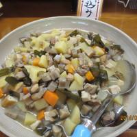 鈴田峠 野鳥の森レストラン -