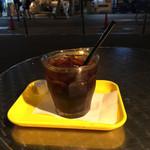 フレッシュネスバーガー - アイスコーヒー400円