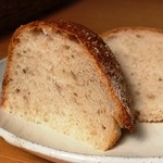 南町テラス - 2014年9月下旬 このパン、おいしいね