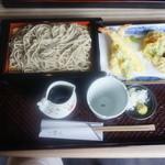 蕎麦処一閑人 - 天ぷら御膳