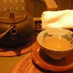 オーパス ワン - 烏龍茶