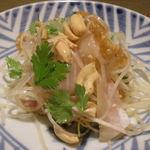 オーパス ワン - 石鯛の中華風お刺身
