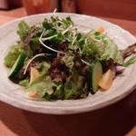 とりまんま - みどりのサラダ