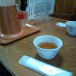 入船 - 卓上&お茶、おてふきなど