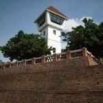 陳家蚵捲 - 安平古堡(アンピングーパオ)のシンボル、日本が建設した税関舎。