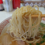 ドルフィン - 麺細い・・・二郎と比べんな!!