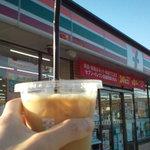 セブンイレブン - 料理写真:アイスコーヒーGET☆