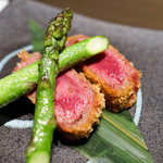 喰心-meat Dining- - ヒレカツ
