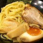 あさか麺工房、 - ごまつけ麺(2014.09)