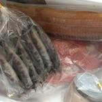 31091505 - 取り寄せ 地金目鯛、太刀魚、目光、塩辛