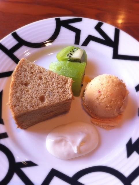 健康膳 薬都 - デザートプレート(薬草アイス含む)