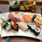大漁すし - ランチのにぎり寿司